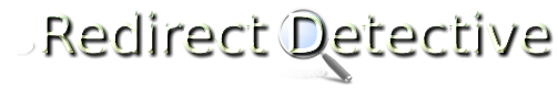 Redirect Detective - Discover where those backlinks go
